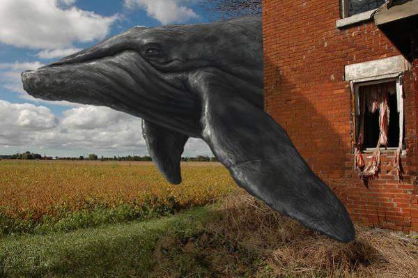 Wall Art - Mixed Media - Obtain Bearing by Mark Zelmer