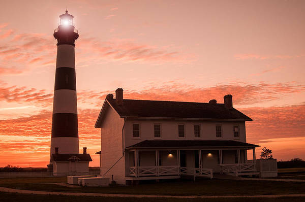 Photograph - Obx Lighthouse by Don Johnson