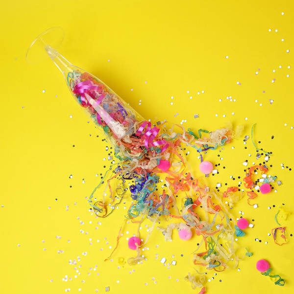 Messy Photograph - Occasions by Juj Winn