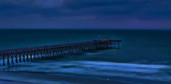 Photograph - Ocean Blue by Dave Bosse