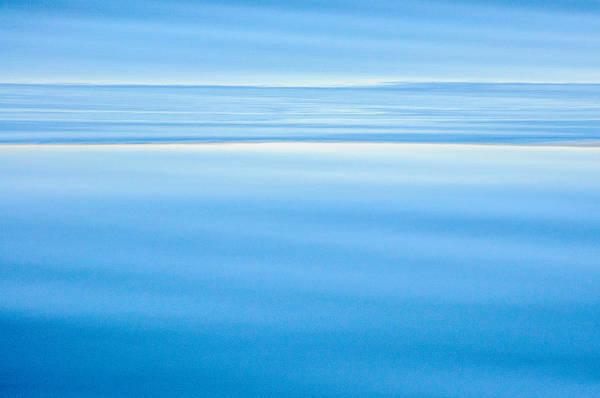 Photograph - Ocean Blue Horizon by Roxy Hurtubise