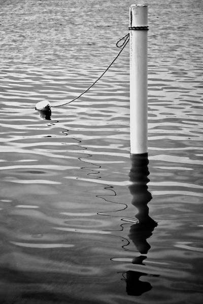 Photograph - Ocean Buoy by Britt Runyon