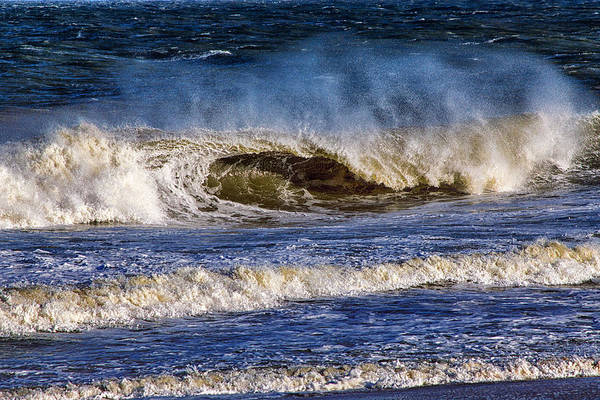 Photograph - Ocean City Surf's Up by Bill Swartwout Photography