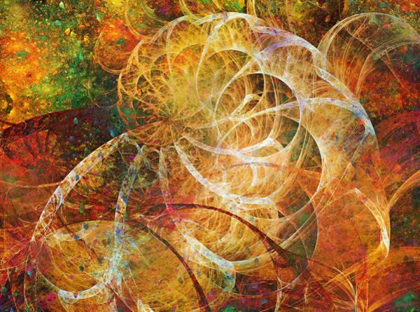 Wall Art - Digital Art - Ocean Evening Two Of Two by Betsy Knapp