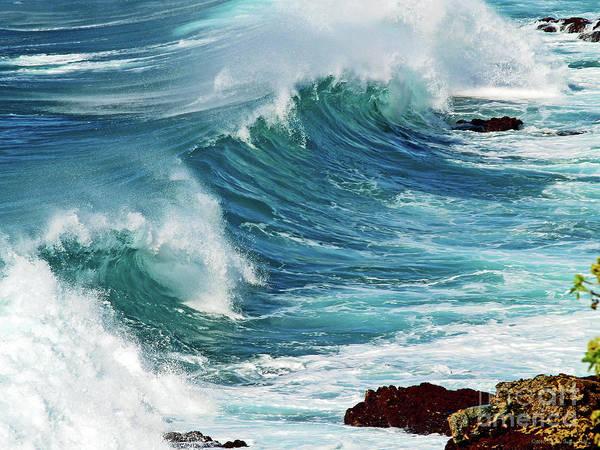 Ocean Majesty Art Print