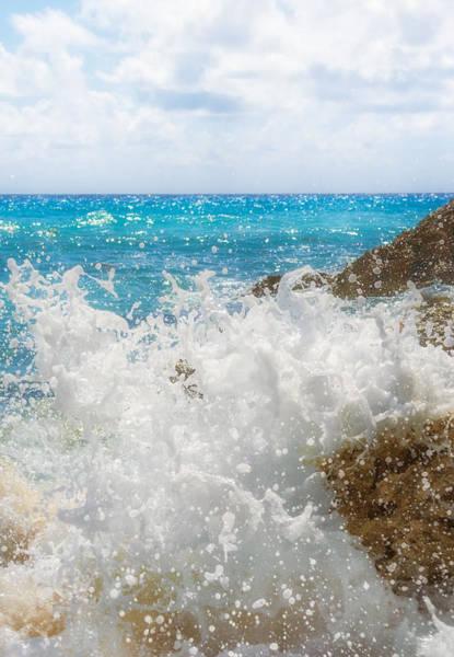 Photograph - Ocean Spray by Garvin Hunter