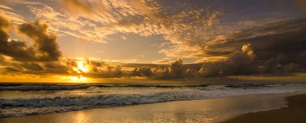 Flagler Photograph - Ocean Sunrise by Tammy Ray