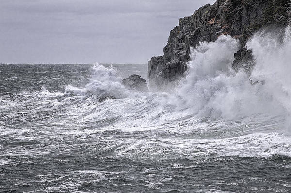 Gulf State Park Photograph - Ocean Surge At Gulliver's by Marty Saccone