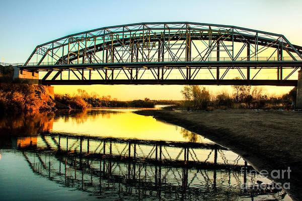 Yuma Photograph - Ocean-to- Ocean Bridge by Robert Bales