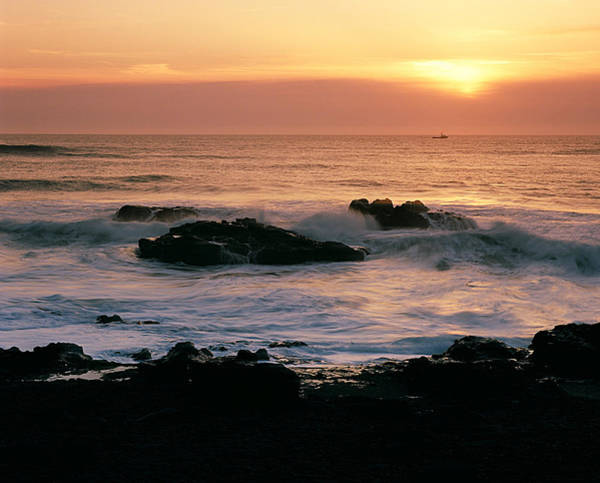 Ocean Tranquility  Art Print