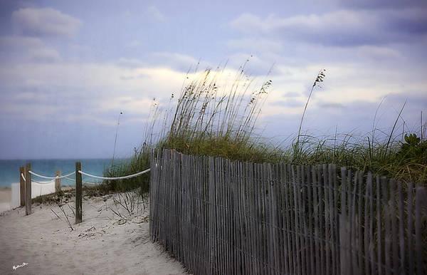 Wall Art - Photograph - Ocean View 2 - Miami Beach - Florida by Madeline Ellis