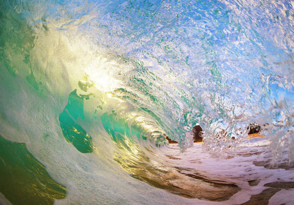 Wall Art - Photograph - Ocean Wave by Design Pics Vibe