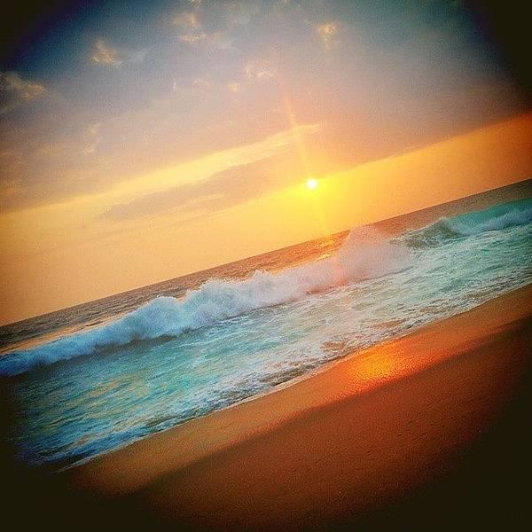 Wall Art - Photograph - Oceanic Sunset by Raimond Klavins