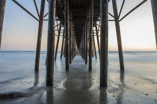 Photograph - Oceanside Pier by Lee Harland