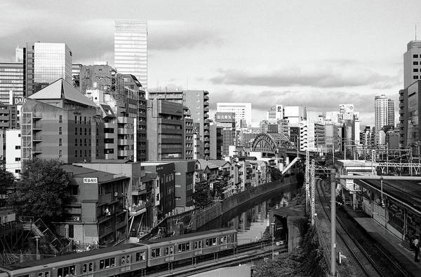 Japan Photograph - Ochanomizu by Photograph By Clinton Watkins, Japan