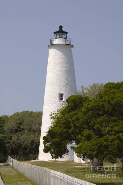 Photograph - Ocracoke Lighthouse In North Carolina by Jill Lang