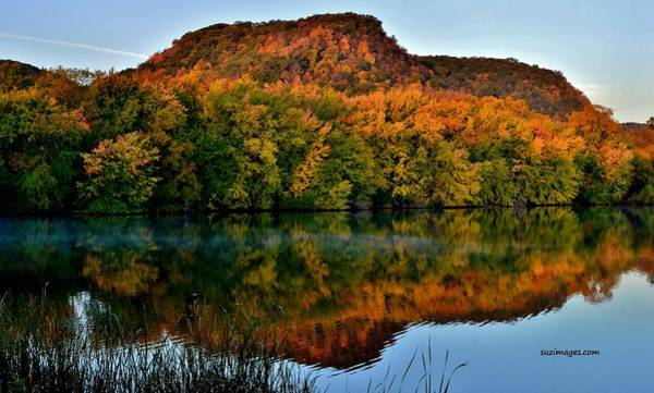 Photograph - October Bluffs by Susie Loechler