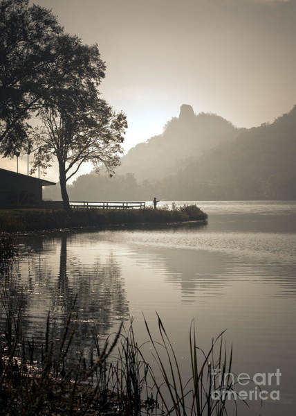 Photograph - October Morning by Kari Yearous