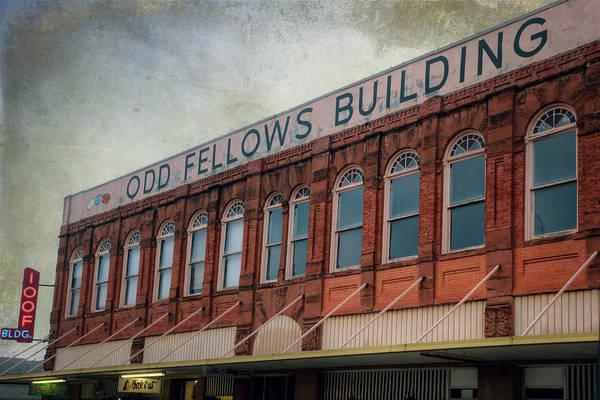 Photograph - Odd Fellows by Joan Carroll