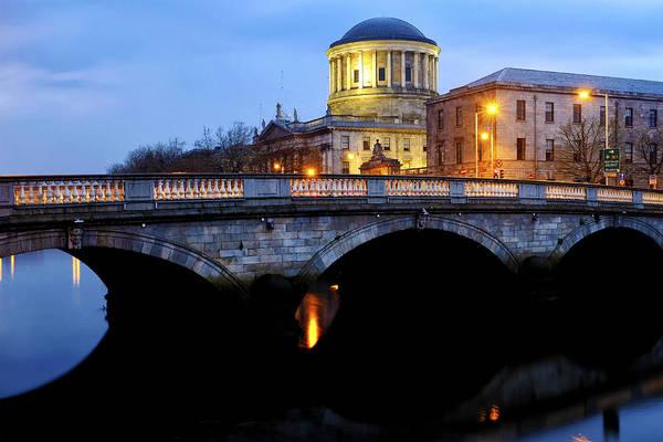 Photograph - O'donovan Rossa Bridge by Fabrizio Troiani