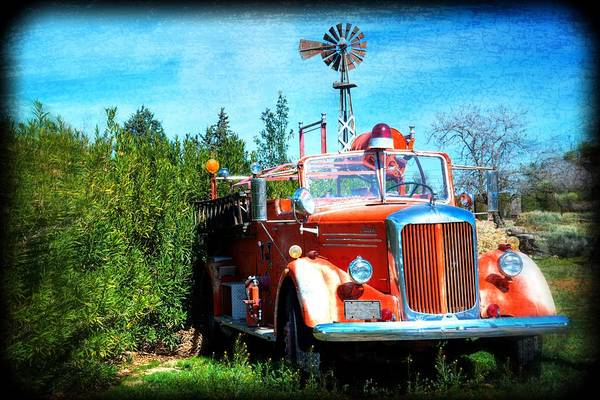 Photograph - Of Days Gone By by Lynn Bauer