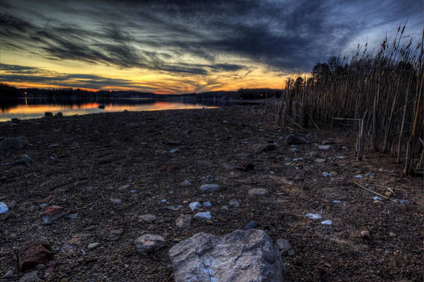 Photograph - Off Season Sunset by David Dufresne
