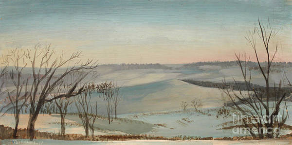 Painting - Off The Deck In Winter by Art By Tolpo Collection