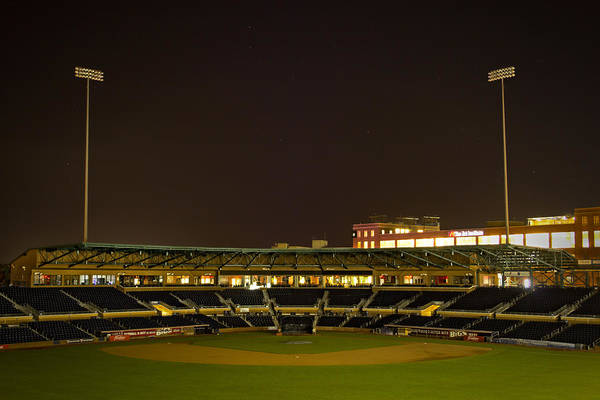 Photograph - Offseason At Night by Ben Shields