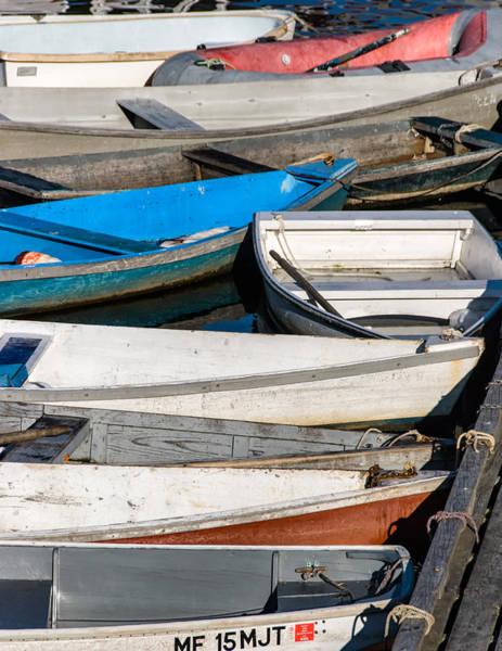 Dinghies Photograph - Ogunquit Dock by Joseph Smith