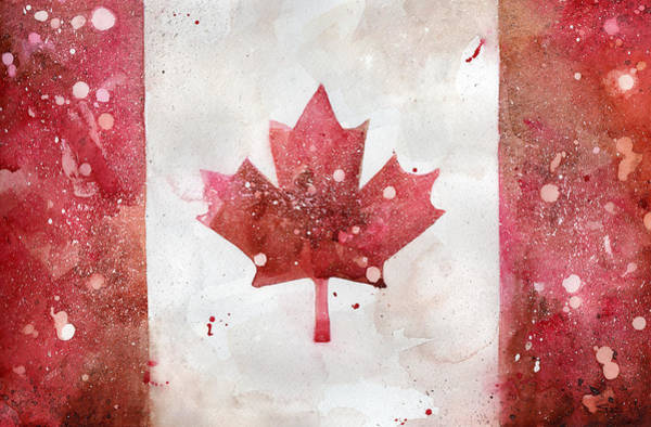 Painting - Oh Canada by Sean Parnell