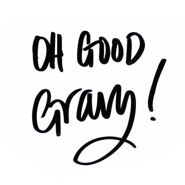 Wall Art - Digital Art - Oh Good Gravy by Sd Graphics Studio