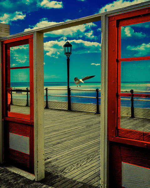 Photograph - Oh I Do Like To Be Beside The Seaside by Chris Lord