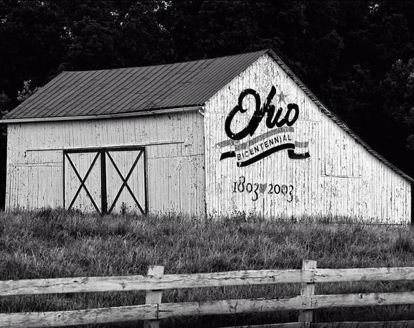 Digital Art - Ohio Bicentennial Barn by Chris Flees