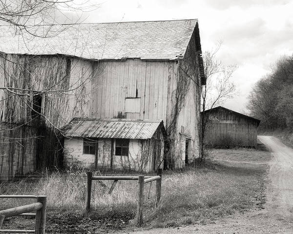 Photograph - Ohio Byway by William Beuther