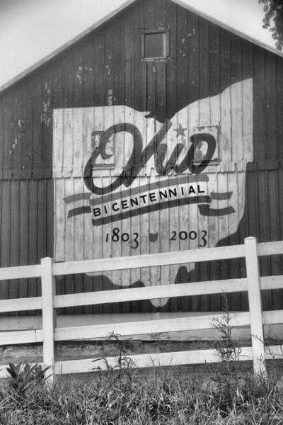 Wall Art - Photograph - Ohio Bicentennial Barn by Dan Sproul