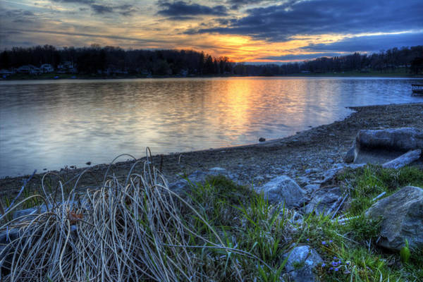Photograph - Ohio Sunset by David Dufresne