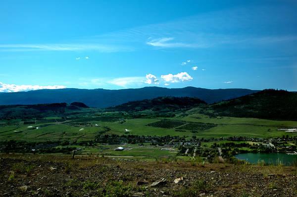 Wall Art - Photograph - Okanagan Valley View by Monte Arnold