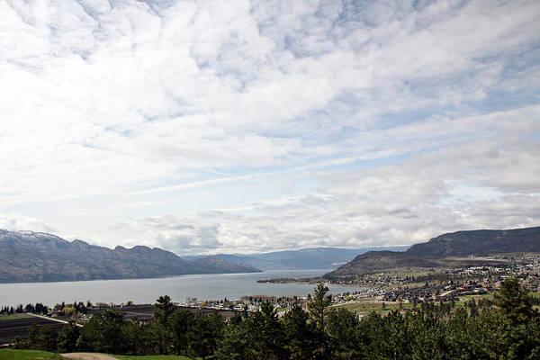 Okanagan Photograph - Okanagan Views by Magalie L'abbé