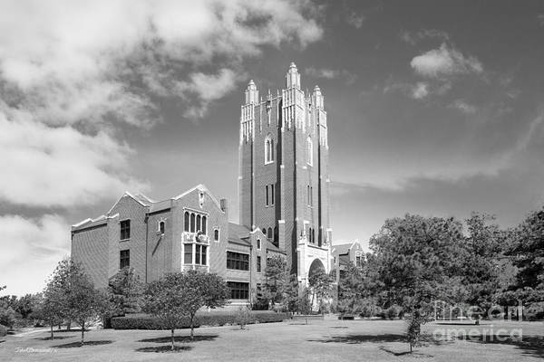Photograph - Oklahoma City University Jones Administration Building by University Icons