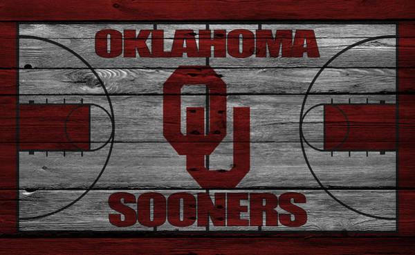 Oklahoma Sooners Art Print