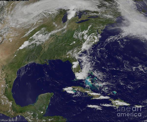 Photograph - Oklahoma Tornado Storm System 2013 by Science Source