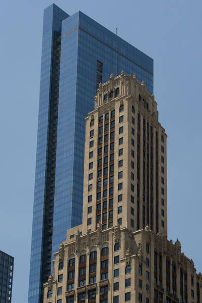 Photograph - Old And New Architecture by Gary Eason