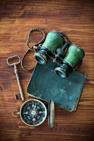 Dust Photograph - Old Antique Items by Extreme-photographer