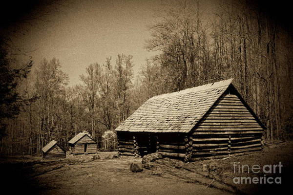 Wall Art - Photograph - Old Appalachian Settlement by Paul W Faust -  Impressions of Light