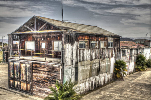 Alviso Photograph - Old Bayside Canning Company 2  by SC Heffner