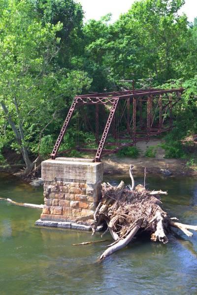 Photograph - Old Belle Isle Bridge by Gordon Elwell