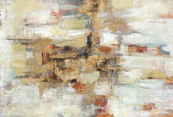 Neutral Painting - Old Bridge Reminiscence by Silvia Vassileva