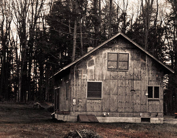 Photograph - Old Camp by Maggy Marsh