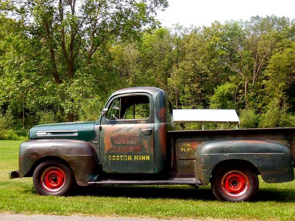 Photograph - 53 Ford by Wild Thing