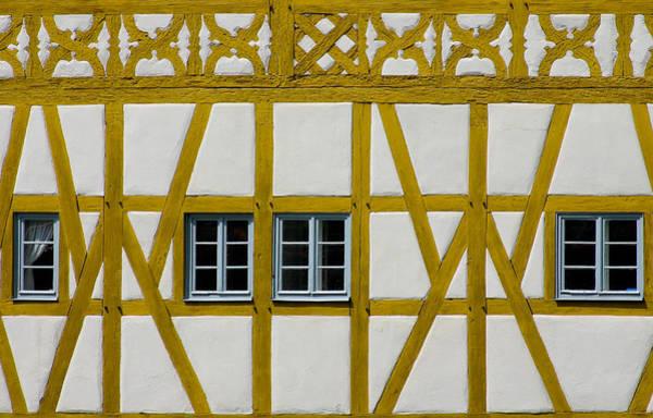 Photograph - Old City Hall Pattern by Jenny Setchell